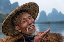 Chinese Traditional Fisherman