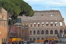 Italy - Rome - Colosseum ( Col...