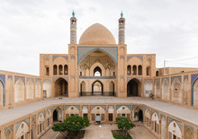 The Shiite Mosque In Khasan, I...
