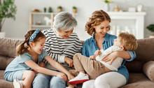 Multi Generational Relatives H...