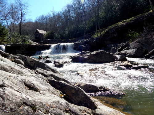Scenery and Landscapes from West Virginia Canvas Print