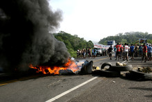 BR 101 Highway Ban Due To Prot...