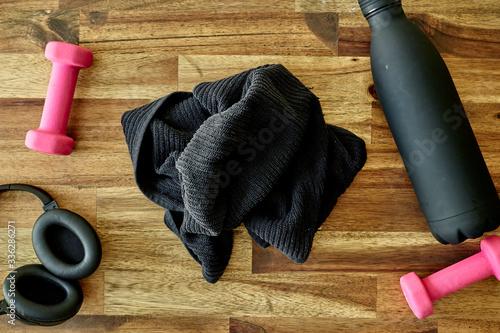 Fototapeta Sweat Towel obraz na płótnie