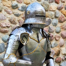 Vintage Knight Medieval Suit O...
