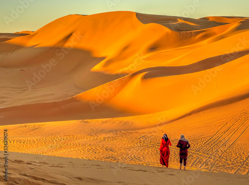 Timimoun  Algerian Sahara