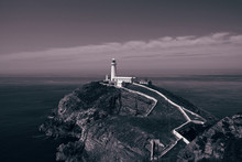 South Stack Lighthouse, Angles...