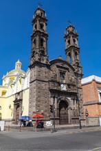 Cathedral Of Puebla De Zaragoz...