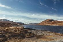 Loch Glascarnoch, Scotland, UK