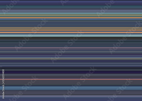 Fotografía Average Colors abstract illustration Married Life  Carl  Ellie by Michael Giacch