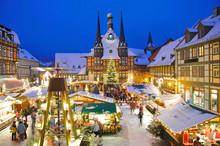 Weihnachtsmarkt Von Wernigerod...