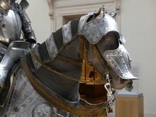 Seventeenth-century Armor Deta...