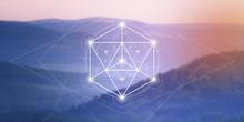 Merkaba Sacred Geometry Spirit...