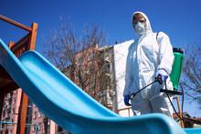 Children Playground Disinfecti...
