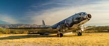 C-47 In The Boneyard