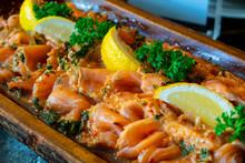 Spicy Salmon Salad