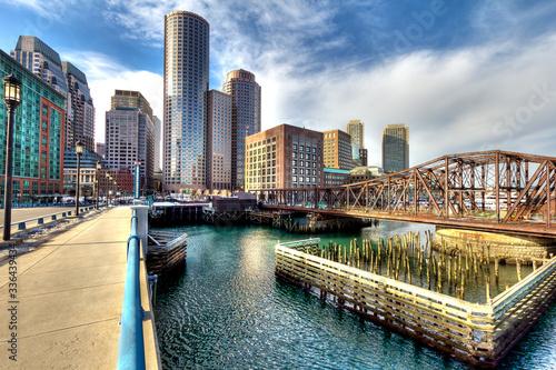 Obraz Boston - fototapety do salonu