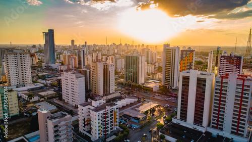 Obraz na plátně Cuiaba Mato Grosso Brasil
