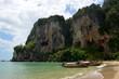 Tonsai Beach in Krabi Thailand