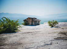 Ancient House Shaped Tomb In T...