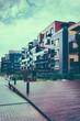 European complex of residential buildings