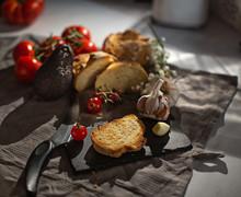 Mediterranean Breakfast Of Bre...