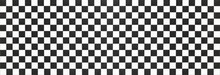 Chess Pattern, Black And White Background Image