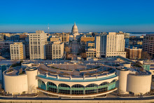 Madison Wisconsin Capitol At S...