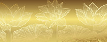 Luxury Lotus Wallpaper Design ...