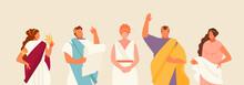 Romans Men And Women In Histor...