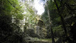 Butori waterfall during the dry season and without water, Sterna - Istria, Croatia (Slap Butori tijekom susne sezone i bez vode, Sterna - Istra, Hrvatska)