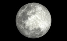 Natural Satellite Of The World...