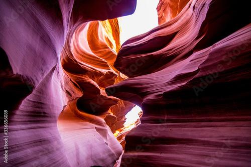 Beautiful Antalope Canyon