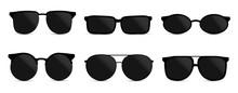Sunglasses,  Set Of Glasses