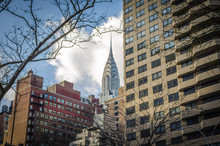 Chrysler Building, Manhattan, ...