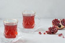 Traditional Hibiscus Tea Made ...