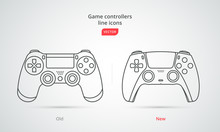 New Wireless Game Controller, ...