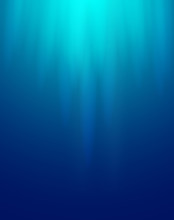 Ocean Water Blue Background Un...
