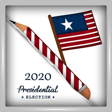 Presidential Election Poster