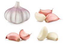 Collection Of Garlic And Clove...
