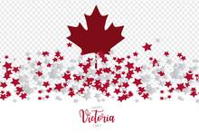 Happy Victoria Day Canada Holi...
