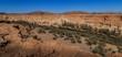 Draa Tal in Marokko, Panorama