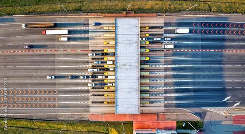 Photo Gliwice Autostrada A4 Bramki