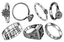 Engagement Rings. Women's Wedd...