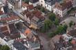 Luftbild: Altstadt von Bensheim an der hessischen Bergstrasse