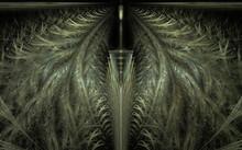 Dark Enigmatic Background