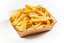 French Fries In The Box