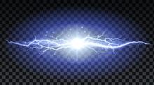 Lightning Strikes And Sparks, ...