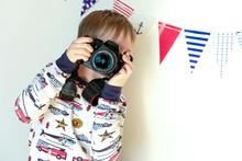 A 6 Year Old Boy Photographs. ...