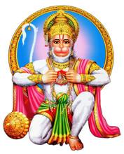 Indian God Monkey Holy Hanuman...