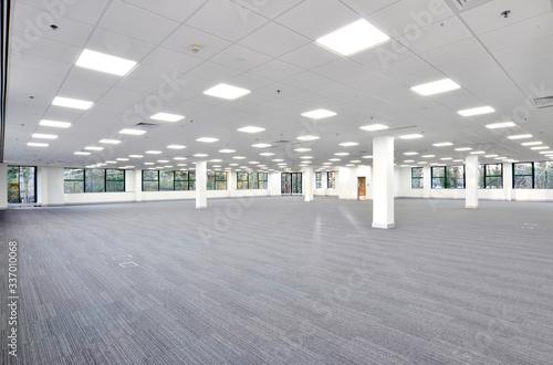 Photo Empty office